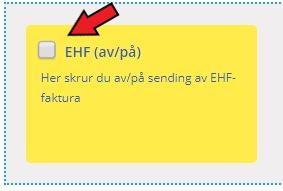 EHF valg