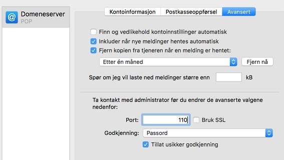 image mail mac domeneserver hent