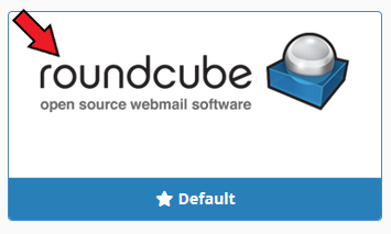 Roundcube default